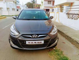 Used Hyundai Fluidic Verna 1.6 CRDi S, 2011, Diesel AT for sale in Coimbatore