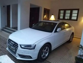 Used 2014 Audi A4 2.0 TDi AT for sale in Hyderabad