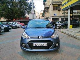 2016 Hyundai Grand i10 Asta Petrol AT for sale in New Delhi