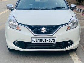 2016 Maruti Suzuki Baleno Delta Diesel MT for sale in New Delhi