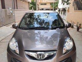 2013 Honda Brio V MT for sale in Bangalore