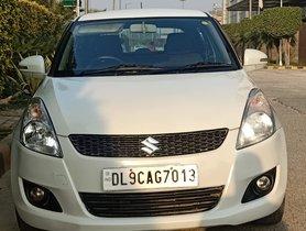 2013 Maruti Swift VDI DIesel MT for sale in New Delhi