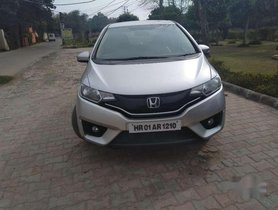 Used Honda Jazz V 2015 MT for sale in Chandigarh
