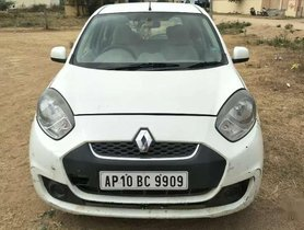 Used Renault Pulse RxL Diesel, 2012, MT for sale in Hyderabad