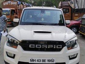 Mahindra Scorpio S6 7 Seater MT 2016 in Thane