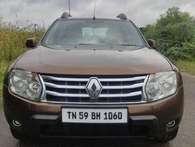 Used Renault Duster 85 PS RxL Diesel, 2015, MT for sale in Coimbatore
