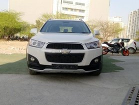 Used Chevrolet Captiva 2.2 LTZ AWD 2012 AT for sale in Noida