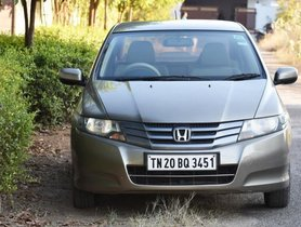 2010 Honda City i-VTEC S MT for sale at low price in Coimbatore