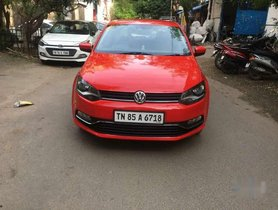 Used Volkswagen Polo Highline Diesel, 2015, MT for sale in Chennai