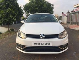 Used Volkswagen Ameo Mpi Highline Plus, 2016, Petrol AT for sale in Coimbatore