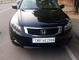 Used Honda Accord 2.4 VTi-L Automatic, 2010, Petrol AT for sale in Chandigarh