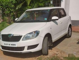 Used Skoda Fabia 2012 AT for sale in Coimbatore