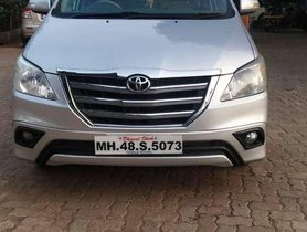Used Toyota Innova 2.5 V 8 STR, 2014, Diesel MT for sale in Mumbai