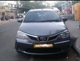 Used Toyota Etios Liva GD 2016 MT for sale in Chennai