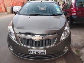 Chevrolet Beat Diesel LT Option MT 2012 in Bangalore
