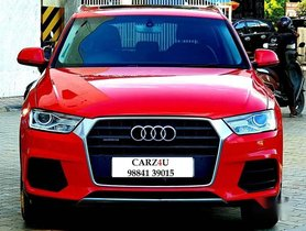 Used Audi Q3 35 TDI Premium Plus, 2016, Diesel AT for sale in Chennai