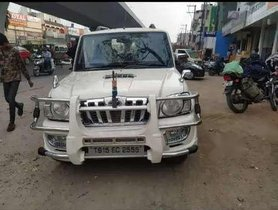 Used Mahindra Scorpio LX 2013 MT for sale in Hyderabad
