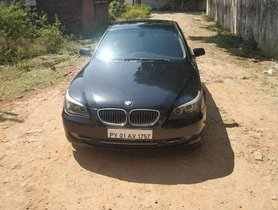 Used BMW 5 Series 530i Sedan, 2009, Diesel AT for sale in Chennai
