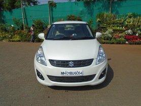 Used 2014 Maruti Dzire VDI MT for sale in Mumbai