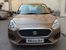 Used 2017 Maruti Suzuki Dzire VXI MT car at low price in Kolkata