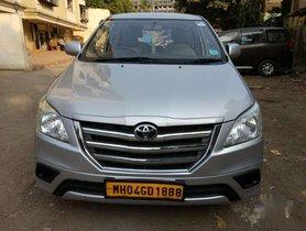 Used Toyota Innova 2.5 GX 7 STR, 2013, Diesel MT for sale in Mumbai