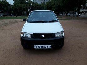 2008 Maruti Suzuki Alto MT for sale at low price in Ahmedabad
