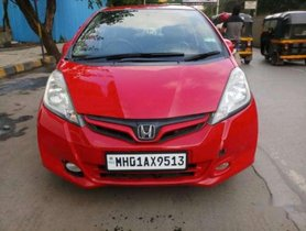 Used Honda Jazz X 2011 MT for sale in Mumbai