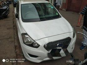 Datsun GO T 2014 MT for sale in Kolkata