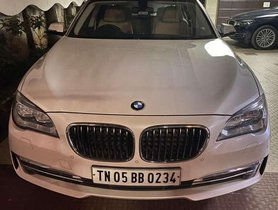 Used BMW 7 Series 730Ld Sedan AT for sale in Chennai