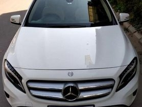 Used 2015 Mercedes Benz GLA Class AT car at low price in New Delhi
