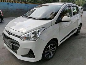 Used Hyundai Grand i10 2017 AT for sale in Mumbai