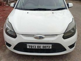 Used Ford Figo Diesel ZXI 1.4, 2010, MT for sale in Hyderabad