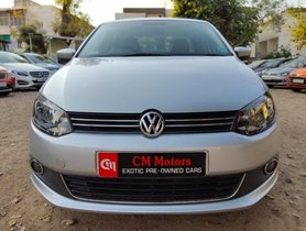 Volkswagen Vento 1.6 Highline MT 2014 in Ahmedabad