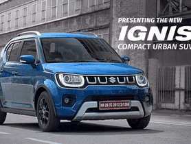 Correct Price List of 2020 Maruti Ignis BSVI Model Revealed