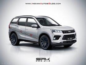 2020 Mahindra XUV500 Imagined Digitally, Launch Later This Year