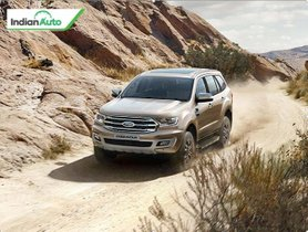 Ford Endeavour Service Cost, Intervals - All You Need to Know