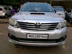 Used Toyota Fortuner 3.0 4x2 Automatic, 2012, Diesel AT for sale in Mumbai
