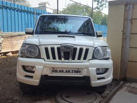 Used 2010 Mahindra Scorpio SLE BSIV MT for sale in Pune
