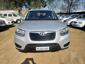 Used Hyundai Santa Fe 2013 AT for sale in Chandigarh