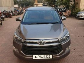 Used Toyota INNOVA CRYSTA 2.4 VX Manual, 2017, Diesel MT for sale in Mumbai