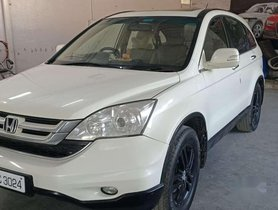 Used 2010 Honda CR V MT for sale in Chandigarh