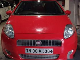 Used Fiat Punto, 2010, Petrol MT for sale in Chennai