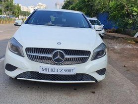 2013 Mercedes Benz A Class A180 CDI AT for sale in Mumbai