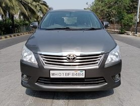 2012 Toyota Innova MT 2004-2011 for sale in Mumbai