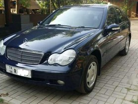 Used 2002 Mercedes Benz C-Class MT for sale in Coimbatore