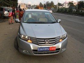 Honda City i-VTEC CVT V AT 2010 in Bangalore