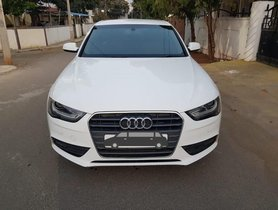 2013 Audi A4 2.0 TDI 177 Bhp Premium Plus AT for sale in Coimbatore