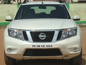 Nissan Terrano XL Plus 85 PS 2016 MT for sale in Coimbatore