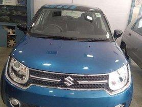 Used Maruti Suzuki Ignis 1.2 Alpha 2017 MT for sale in Hyderabad