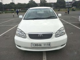 Used 2008 Toyota Corolla H4 AT for sale in Chandigarh